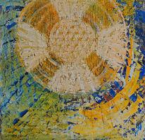 Geheimnis, Mahlrad, Sonne, Neues bewußtsein