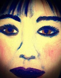 Augen, Blauäugig, Bildbearbeitung, Fotobearbeitung
