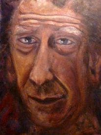 Charakterkopf, Gefühl, Portrait, Verzweiflung