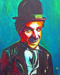 Schauspieler, Expressionismus, Kontrast, Portrait