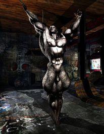 Fantasie, Boykot, Digital, Digitale kunst