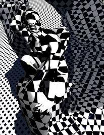 Fantasie, Sammler moderne kunst, Digital, Render