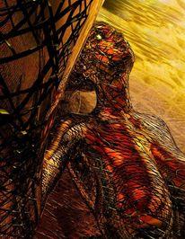 Blut, Höllenglaube, Arroganz, Menschen