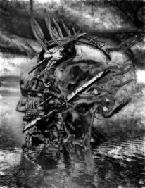 Transzendenz, Versinken, Gedanken, Chaos