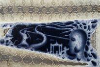 Schlange, Fluch, Symbolisch, Struktur