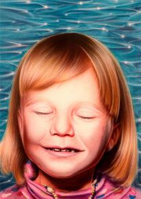 Empfinden, Kroenigart, Menschen, Portrait