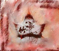 Blätterwelt, Digitale kunst