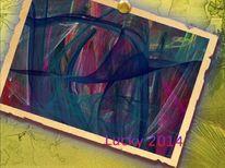 Leuchtkraft, Collage, Digitale kunst