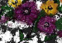 Frühlingsanfang, Malerei