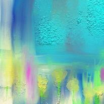 Serie, Frühling, Digitale kunst,