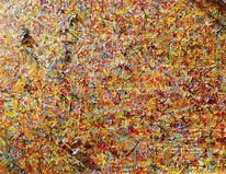 Experimente, Farben, Abstrakt, Wild