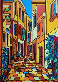 Birgu, Forn, Malta, Winebar
