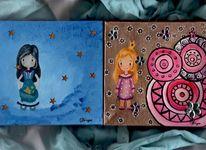 Comic, Sterntaler, Kindgerecht, Prinzessin