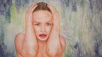 Gefühl, Malerei, Seele, Menschen