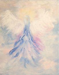 Wolken, Engel, Liebe, Frieden