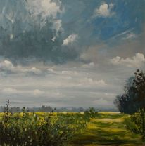 Wolken, Himmel, Landschaft, Weite
