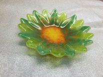 Schale, Glasschale, Fusing, Glas
