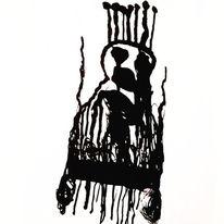 Outsider art, Tod, Artbrut, Malerei
