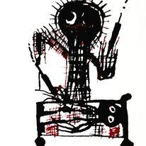 Psychiatrie, Artbrut, Outsider art, Malerei
