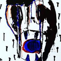 Outsider art, Outsider art global, Artbrut, Malerei