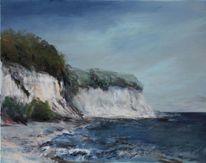 Meer, Felsen, Landschaft, Küste