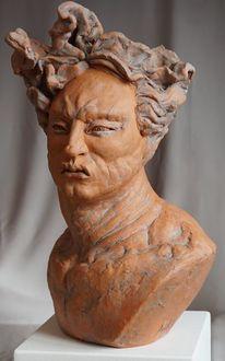 Figurativ, Heidelberg, Mann skulptur, Menschen