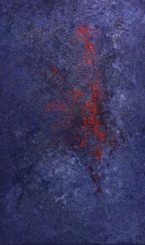 Schatten, Blau, Zwilicht, Rot