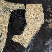 Fresko, Relief, Patina, Ägypten