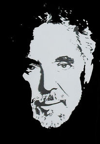 Tom jones, Acrylmalerei, Malerei, Portrait