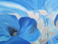 Dekoration, Mohn, Leben, Blüte