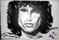 Morrison, Musiker, Gesicht, Legende