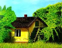 Hitze, Kiskunmajsa, Landschaft, Sommer