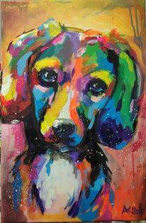 Tiere, Etsy, Hund, Haustier