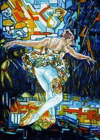 Die enden der, Parabel, Darstellung, Tanz