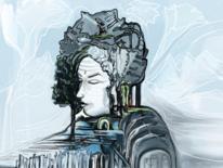 Ziel, Fantasie, Menschen, Buddha s
