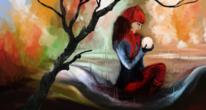 Bunt, Farben, Herbst, Fantasie
