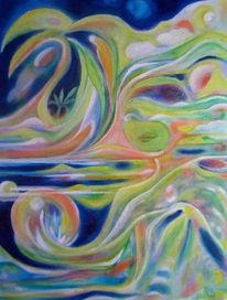 Traumwelten, Malerei
