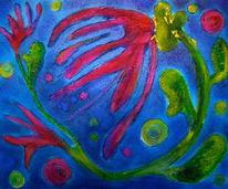Pflanzen, Flora, Malerei