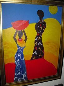 Pinsel, Aufgetragen, Farben, Malerei