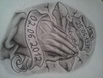 Realismus, Tattoo, Zeichnungen