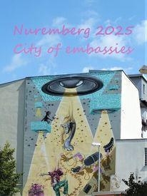 Kulturhauptstadt, Botschaft, Nürnberg 2025, Bewerbung