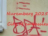 Botschaft, Nürnberg 2025, Pflegeplätze, Bewerbung
