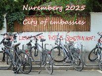 Botschaft, Nuremberg 2025, Bewerbung, Kulturhauptstadt