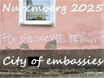 Botschaft, Nürnberg 2025, Bewerbung, Kulturhauptstadt
