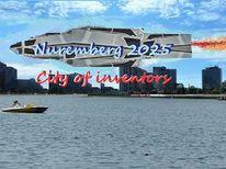 Botschaft, Nürnberg 2025, Erfinder, Bewerbung