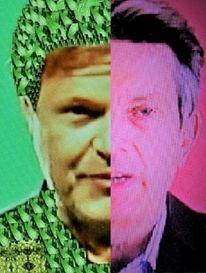 Portrait, Wahlumfragen, Gesicht, Menschen