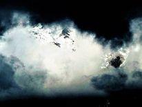 Wolken, Wetter, Berge, Panorama
