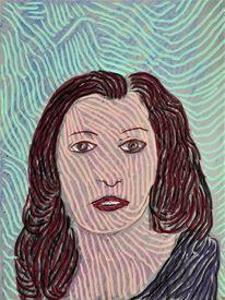 Portrait, Menschen, Gesicht, Frau