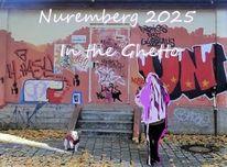 Kulturhauptstadt, Botschaft, Nürnberg 2025, Ghetto