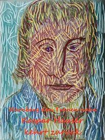 2028, Portrait, Kaspar hauser, Rückkehr